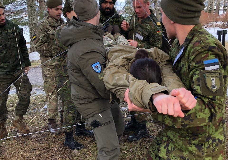 Young Reserve Officer Seminar in Finland