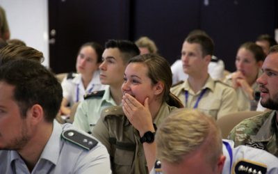 YROW brings young reserve officers together