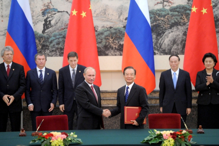 Possible consequences for relationship and interference between USA-China-Russia-NATO