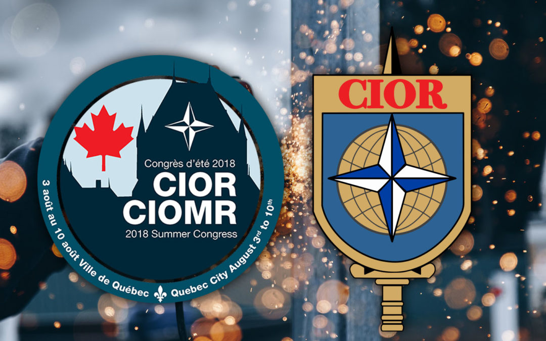 CIOR/CIOMR Summer Congress 2018