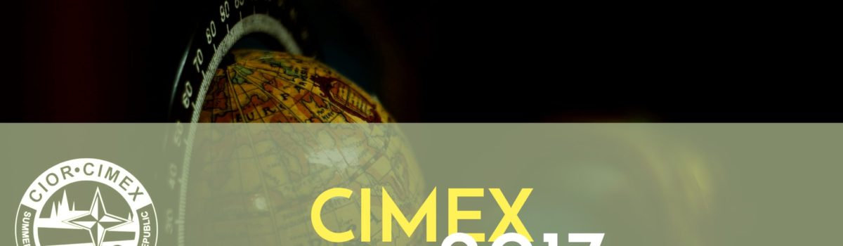 7th annual CIMEX – The Migration Crisis