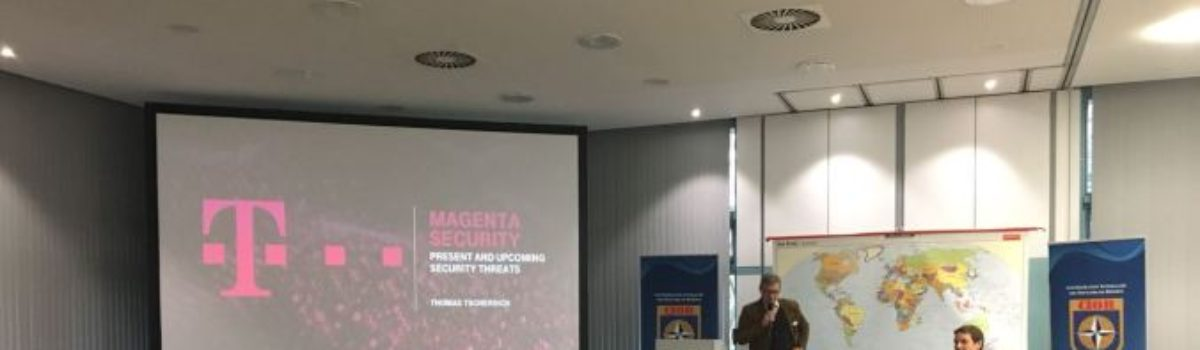 The 2018 Seminar – First Impressions