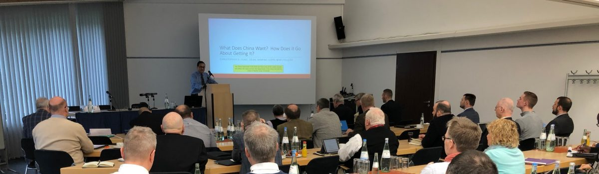 """Seminar 2020"" launched  in Bonn"