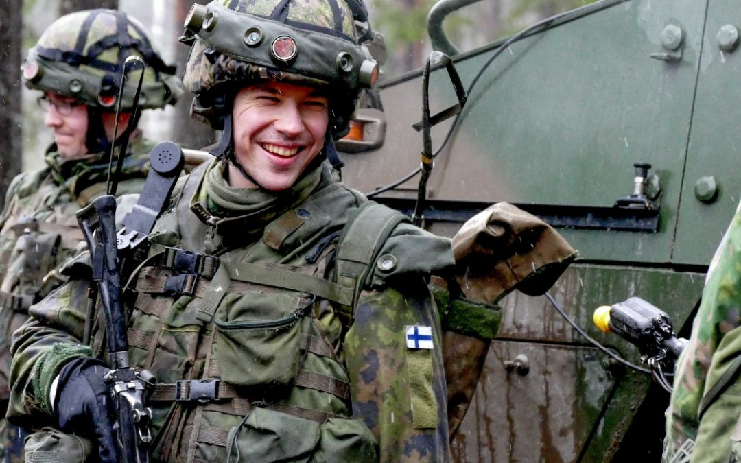 A hundred years of Finnish Reserve Officer training