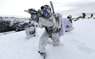 """""""The Arctic: New Area of Conflict?"""""""