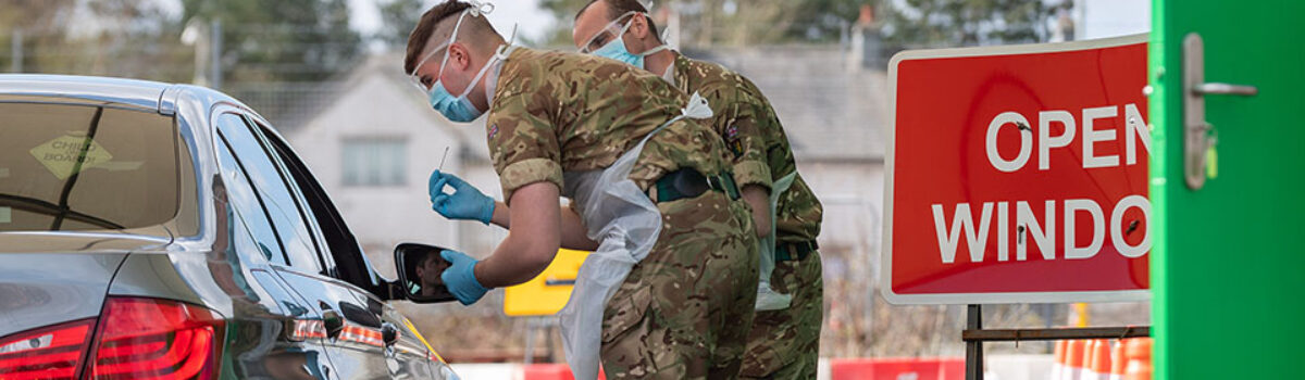 Visible contribution:  Reservists a key part of society's resilience