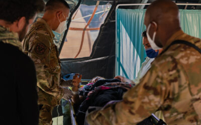 Reservists help in-flight Baby deliveries during Afghanistan Evacuations